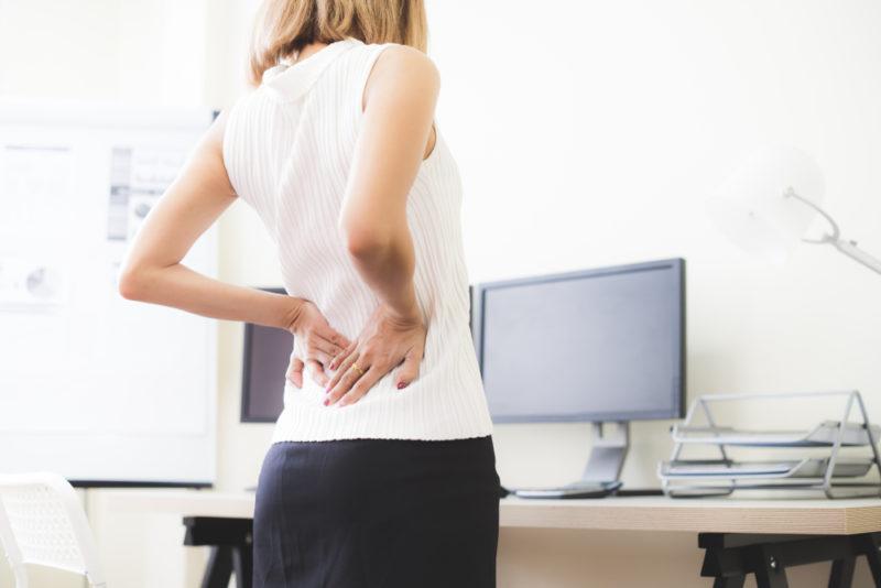 骨盤の歪みが引き起こす健康障害