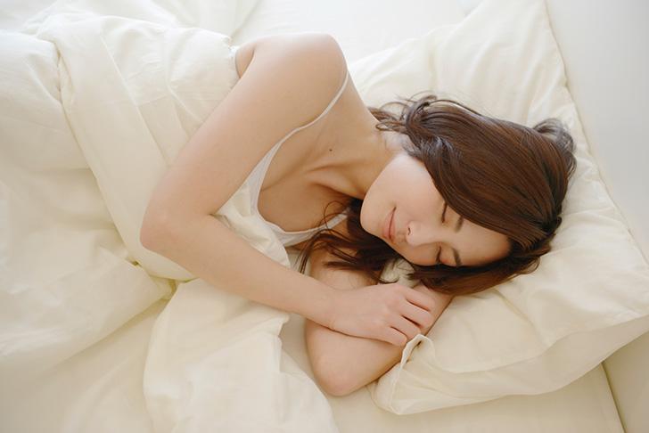 ナイトブラは睡眠の質も向上させる