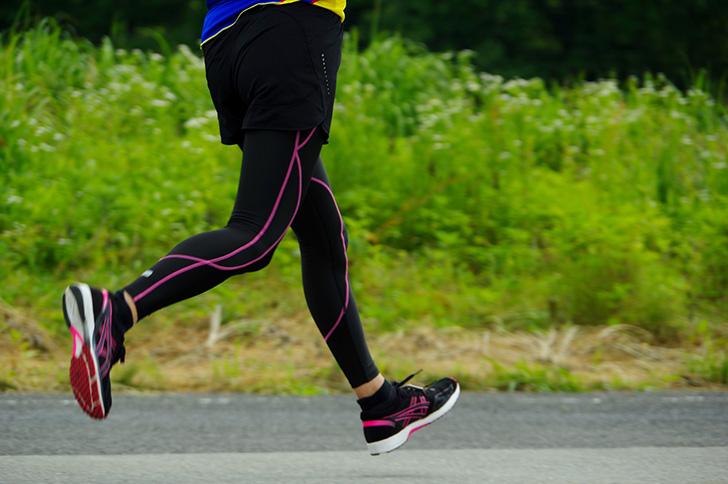 筋肉や骨盤にもしっかりアプローチする機能性インナー